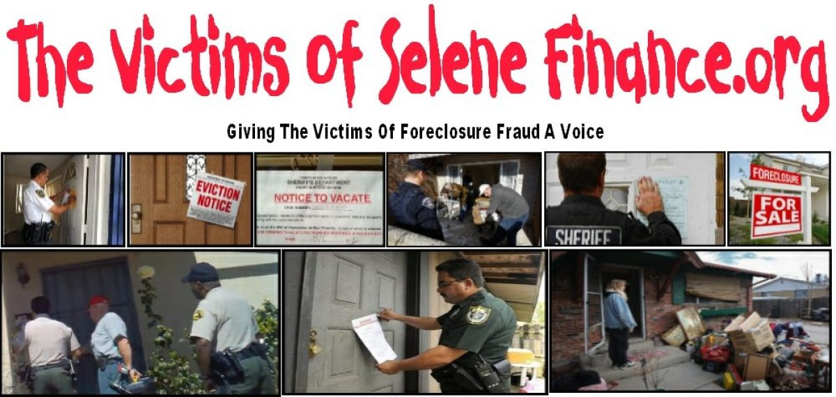 The Victims Of Selene Finance